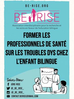 Former les professionnels de santé sur les troubles dys chez l'enfant bilingue