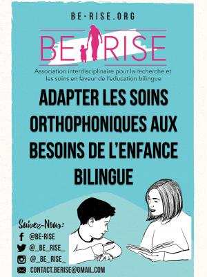 09 Adapter les soins orthophoniques aux besoins de l'enfance bilingue