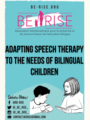 09 (EN) Adapting speech therapy to the needs of bilingual children