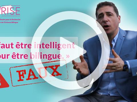 Le Dr Franck Scola, médecin dédié aux familles expatriées, déconstruit une à une les idées reçues les plus répandues sur le Bilinguisme.